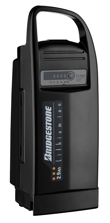 BRIDGESTONE(ブリヂストン) リチウムイオンバッテリー ブラック F895093BL LI2.9N.B   B00L8GO2OU