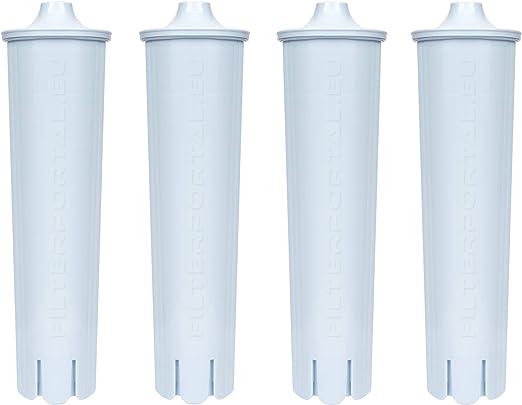 4 cartuchos de filtro compatibles con JURA CLARIS BLUE 67007 67133 71312 filtro cartucho de agua para cafetera automática ENA Micro IMPRESSA GIGA: Amazon.es: Hogar