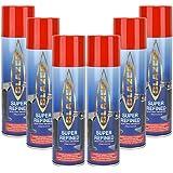 Blazer Butane Refill - 6 canisters