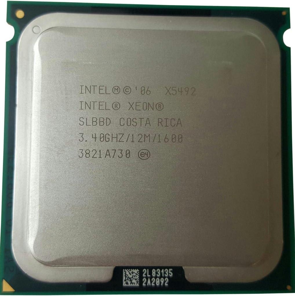Intel X5492 3 4ghz Quad Core Xeon Processor 12mb Cache Slbbd Amazon Ca Electronics