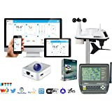 Davis Instruments 6250-WEATHERBRIDGE-KIT WIFi Vantage Vue Wireless Weather Station