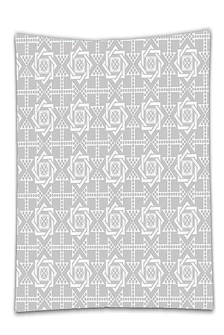 interestlee satinado (mantel? geométrico abstracto Patrón de ...