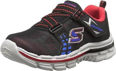 Skechers Kids Nitrate Z-Strap Sneaker