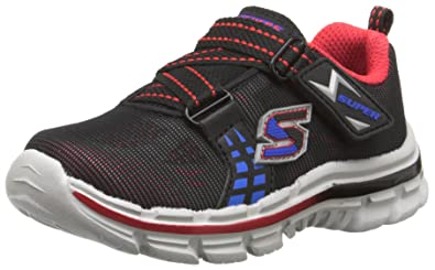 99df9a705912 Skechers Kids Nitrate-Realms TD Athletic Sneaker (Toddler)