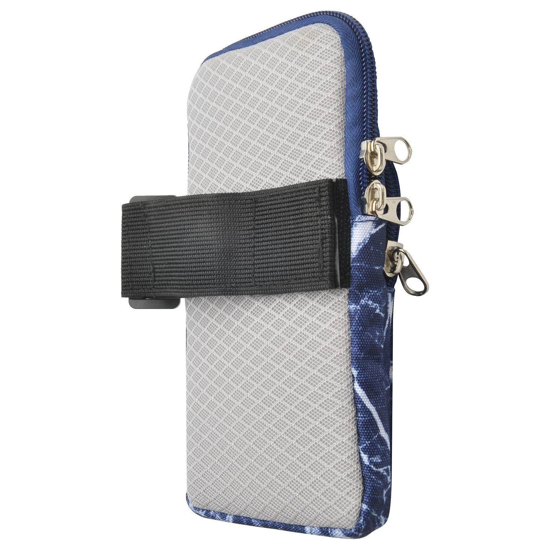 /étui transport universel brassards gymnastique Bounce Free avec trou /écouteurs pour iPhone Xs Max//Xs//X 8 Fleur#6 Sac de brassard sport Galaxy S10 Plus//S10// Note 9// S9 // S8 // S7 // Huawei et LG