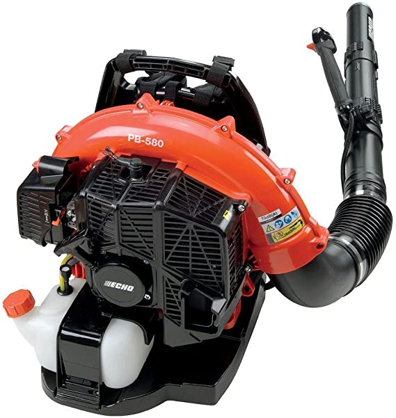 580T Backpack Blower - Remarkable CC Power