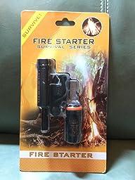 gerber fire starter instructions