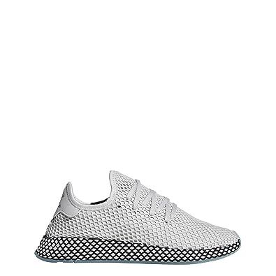 separation shoes 53233 400dc adidas Herren Deerupt Runner Fitnessschuhe rot Amazon.de Schuhe   Handtaschen