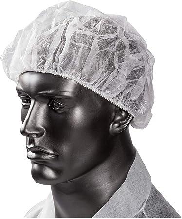 Bignay Bonnet Jetable Capuchon A Filet Pour Cheveux Taille Libre