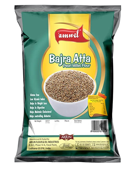 bajri flour help to lose weight