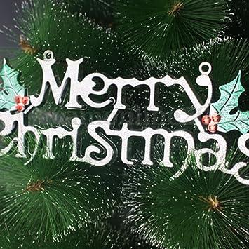 LD Weihnachten Deko Merry Christmas Wörter Weihnachten Wand ...