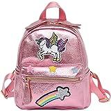 Mochilas de la escuela Unicornio, bolsos del estudiante del arco iris del unicornio de la moda de la fantasía para las muchachas muchachas Adolescentes
