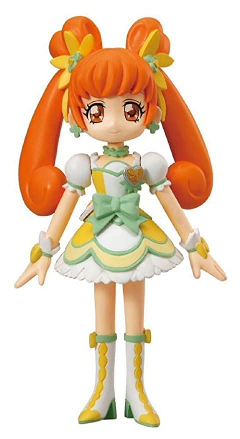 amazon com glitter clover 5 inch figure from glitter force doki