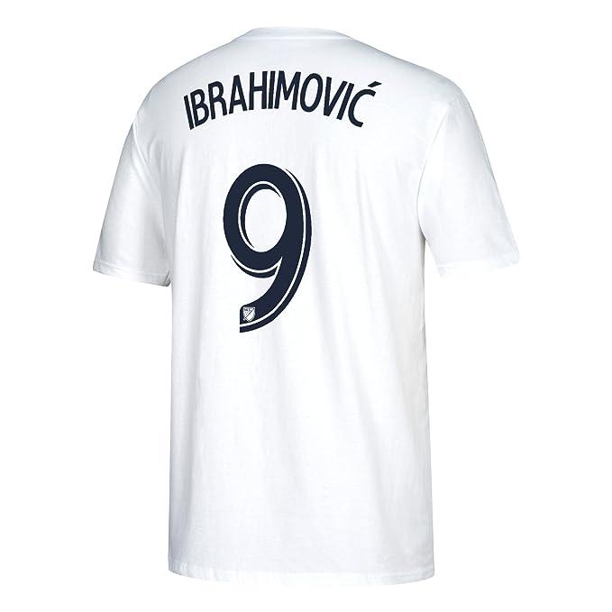 adidas Zlatan Ibrahimovic LA Galaxy - Camiseta para Hombre ...