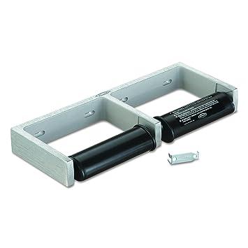 Bobrick 2740 ClassicSeries Toilet Tissue Dispenser for Two Rolls