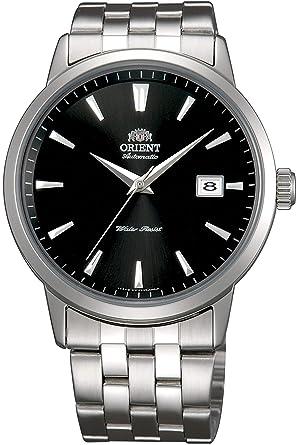 Orient FER27009B0 - Reloj de Pulsera para Hombre, Negro/Metálico: Amazon.es: Relojes