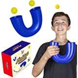 Pindaloo Garden Outdoor Game Toy, Teenagers, Adults. Indoor or Outdoor. New Skill Toy. Not as Easy as it Looks. Great Fun. Blue.