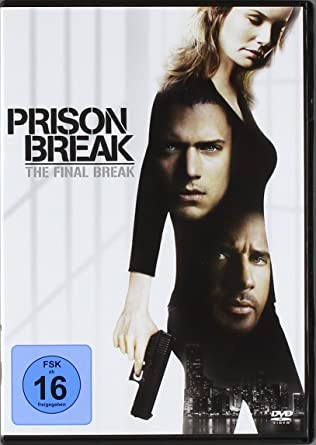 Amazon Com Dvd Prison Break The Final Break Movies Tv