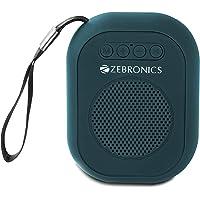 Zebronics Saga Bluetooth Speaker (Blue)