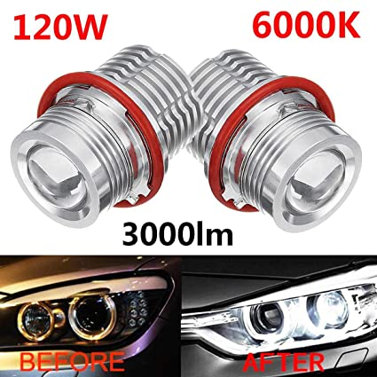 Bmw E60 Home Lights
