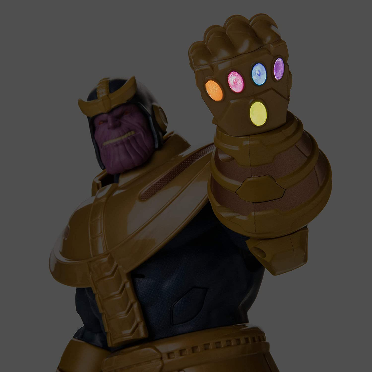 Disney Marvel Avengers Thanos Talking Action Figure