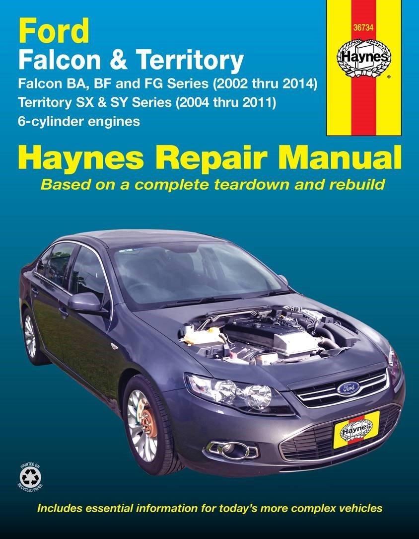Ford Falcon Automotive Repair Manual: 2002-2014: Haynes Publishing:  9781620920237: Amazon.com: Books
