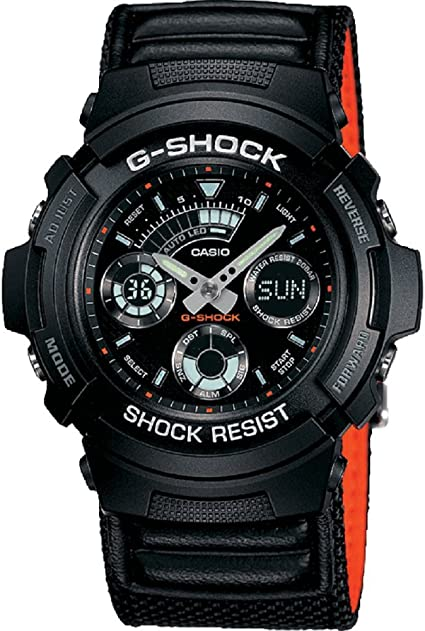 Montre Homme Casio G Shock AW 591MS 1AER: Casio:  kNcv1