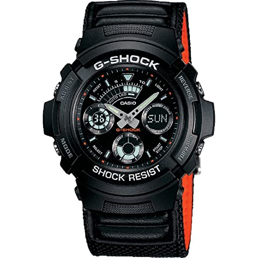 2457614fef40 Image Unavailable. Image not available for. Colour  Casio G-Shock Men s  Watch AW-591MS-1AER