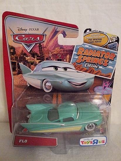 Sheriff Exclusive Die-Cast Vehicle Disney//Pixar Cars Radiator Springs Classic 1:55 Scale