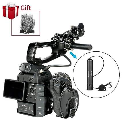 Amazon.com: BY-M4OD Phantom Power XLR - Micrófono ...