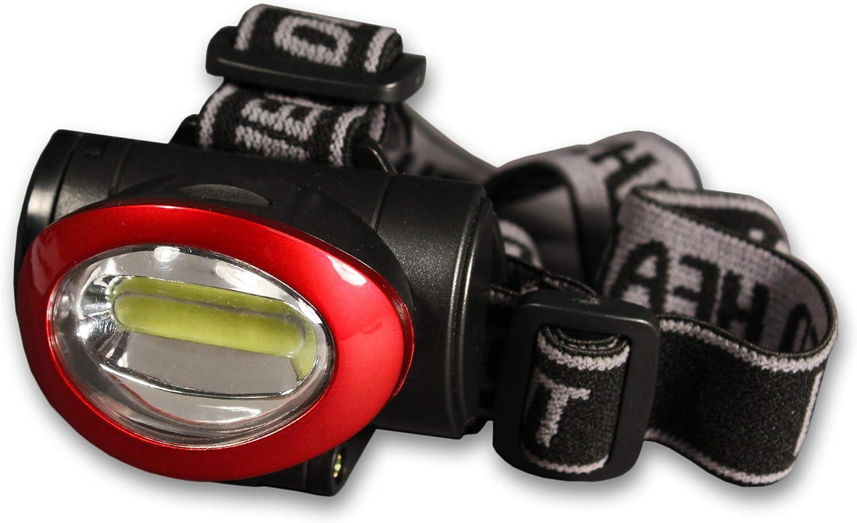 KODAK 30413870 color negro pl/ástico y metal Linterna frontal 300 LED