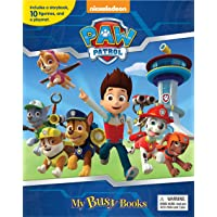 Paw Patrol My Busy Book