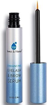 Terez and Honor Natural Eyelash Growth Serum Enhancer