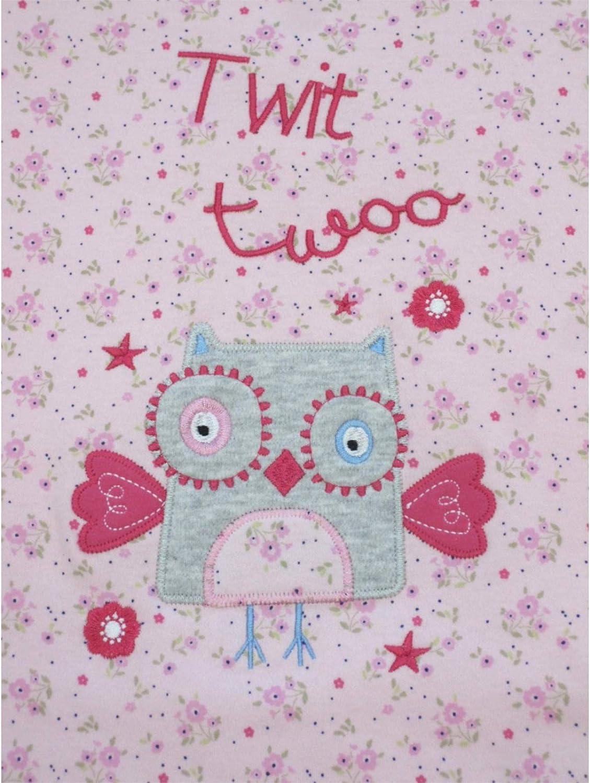 Pitter Patter Sleeping Bag Twit Twoo Owl 12-18 Months