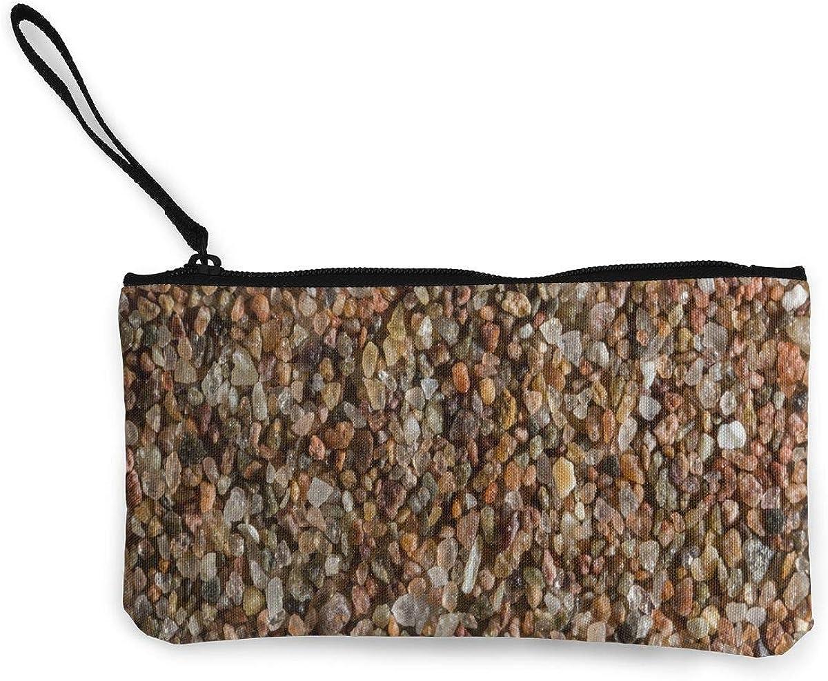 Coin Purse Beach Shells Fabulous Men Zipper Canvas Purse Wallet TravelVintage Holder