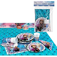 Disney - Pack de fiesta reciclable Frozen: mantel