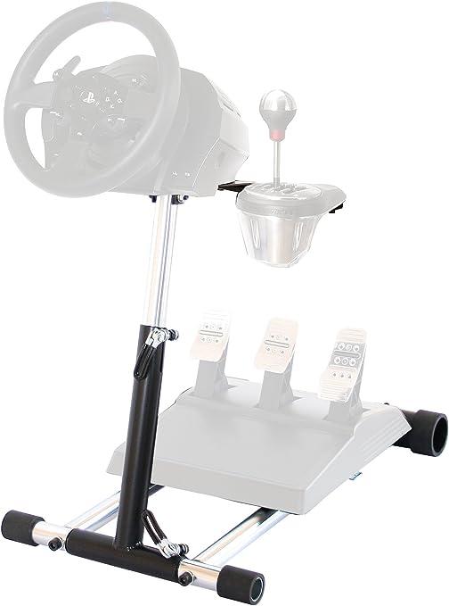 Wheelstandpro WSP-T300TX Wheel stand Pro Deluxe v2- Soporte para volante, para thrustmaster tx racing wheel: Amazon.es: Informática