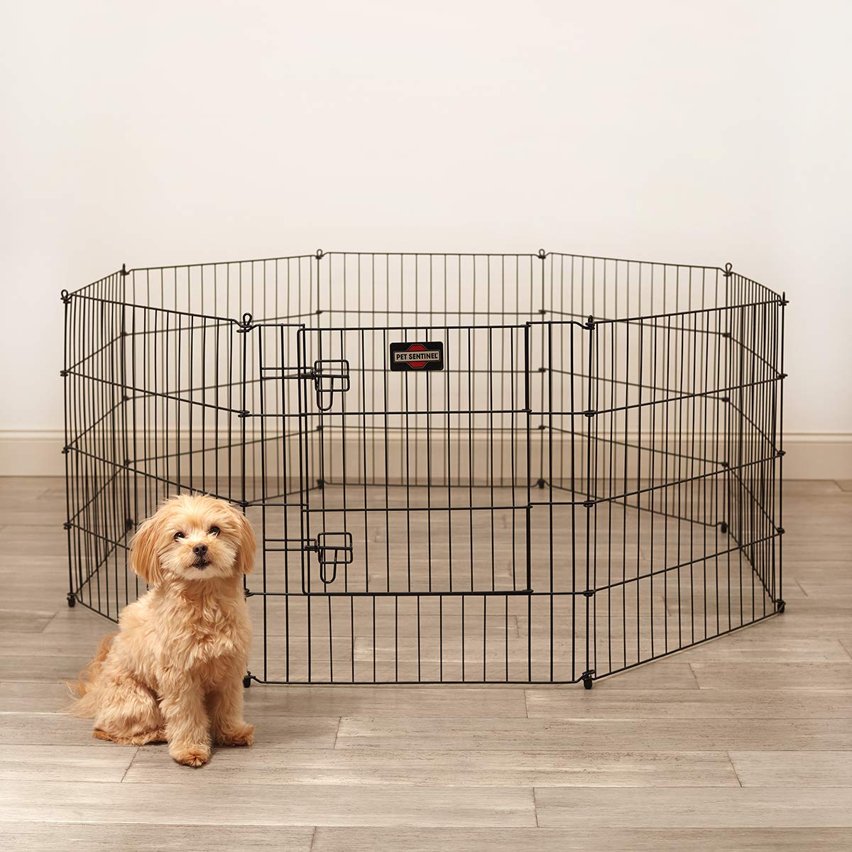 Pet Sentinel Outdoor Pet Pen, Small by Pet Sentinel