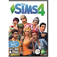 The Sims 4 for PC by Electronic Arts [Digital Download]