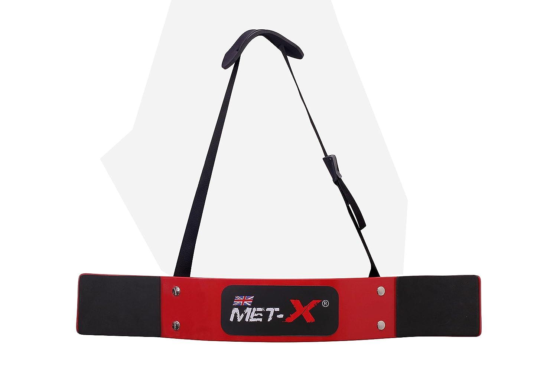 Met-X Biceps Isolator - Arnés para ejercicios de bíceps con pesas: Amazon.es: Deportes y aire libre