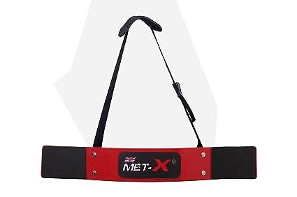 Met-X Biceps Isolator - Arnés para ejercicios de bíceps con pesas