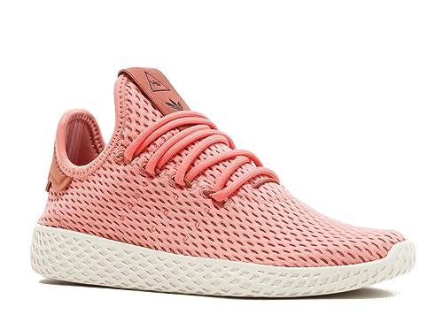 d0355db2d adidas Originals Kid's Junior Pharrell Williams Tennis Hu Shoes: Amazon.ca:  Shoes & Handbags