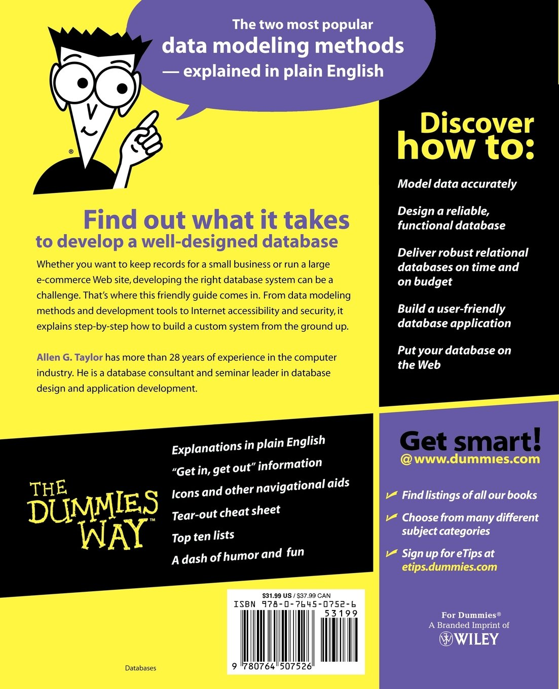DATABASE FOR DUMMIES PDF DOWNLOAD