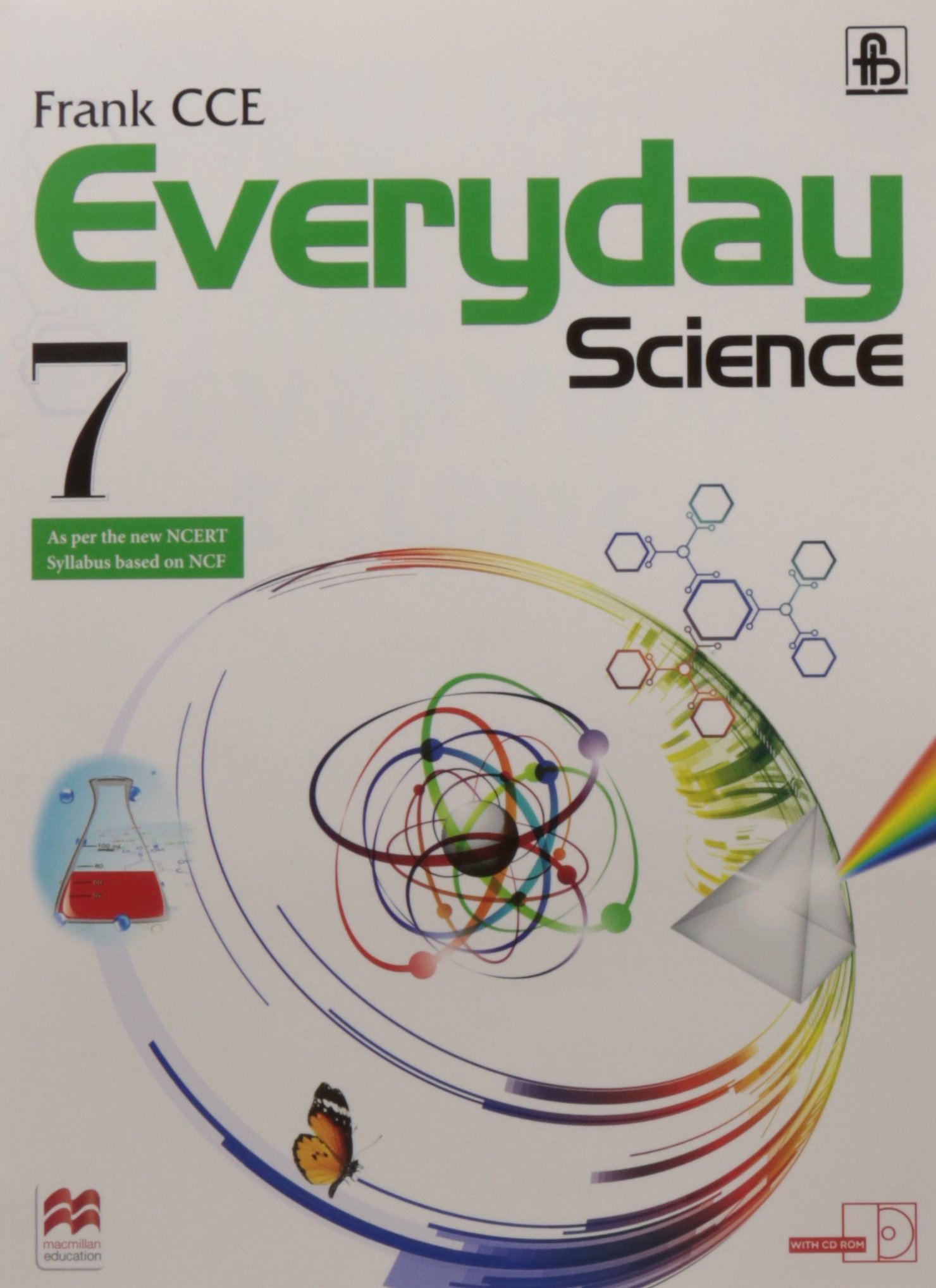 Amazon.in: Buy Frank Cce Everyday Science For Class - 7 (With Cd Rom) Book  Online at Low Prices in India | Frank Cce Everyday Science For Class - 7  (With Cd ...