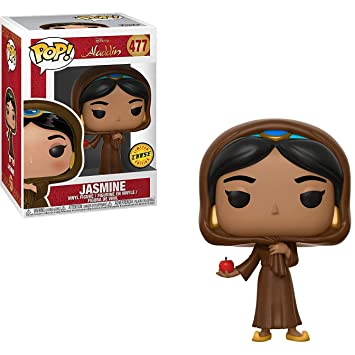 b7a04b4839c Amazon.com  (Chase Edition)  Aladdin Jasmine POP! Disney Vinyl ...
