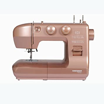 Eastman Tailor 40 Stitch Rose Gold Sewing Machine Amazoncouk New Rose Sewing Machine