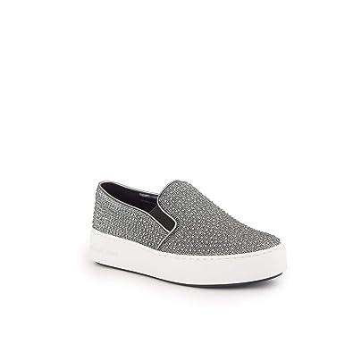 6d00c237b81a7 Michael Michael Kors Womens Trent Slip-on Fashion Sneakers
