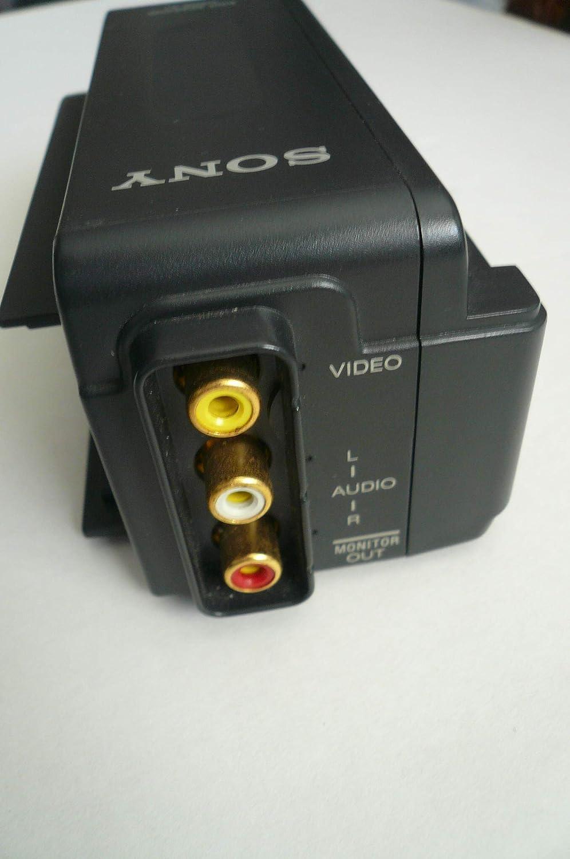Sony DSRM-E1 Edit Adaptor for Sony DSR-V10 video walkman