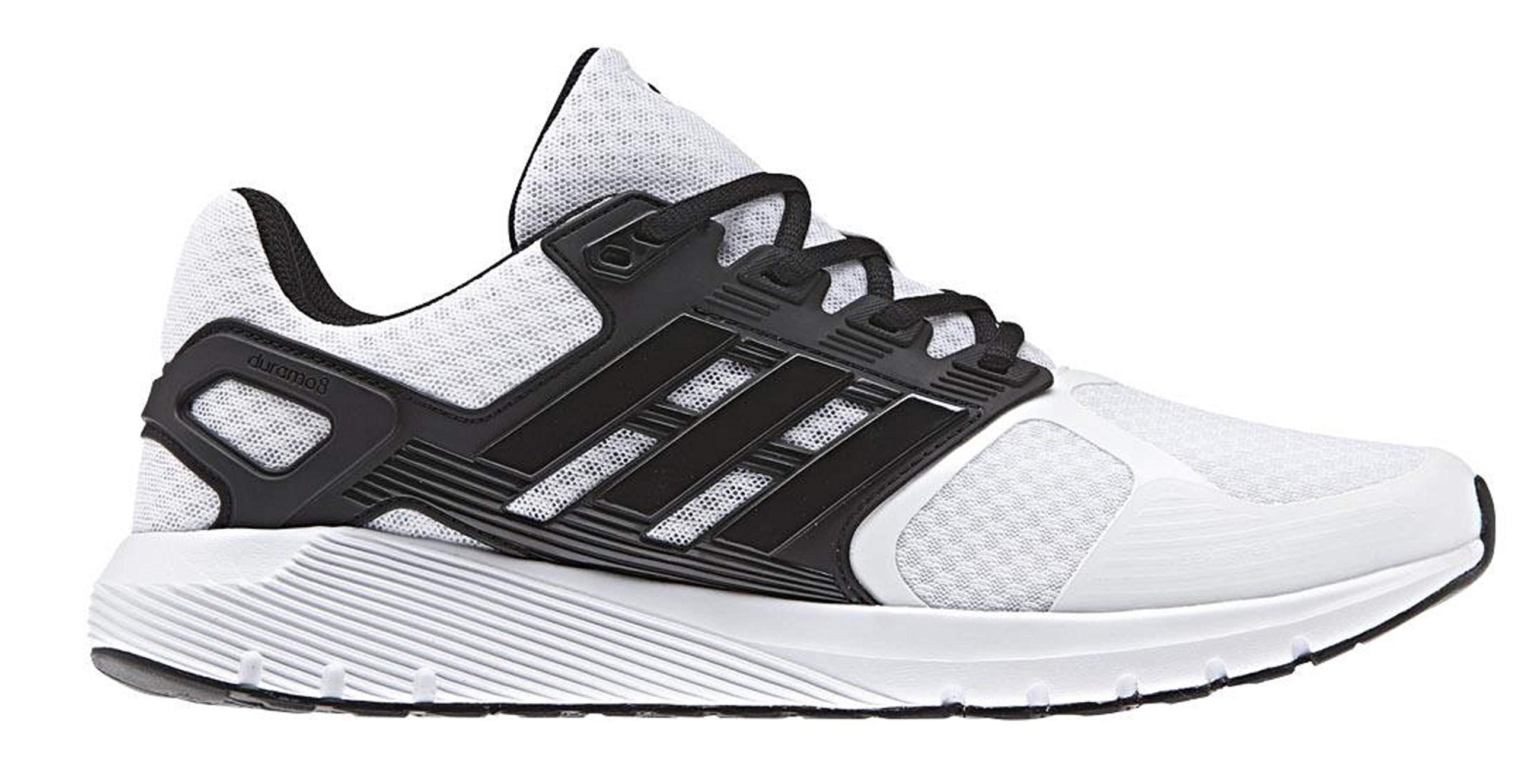 eb677e3fdf1 Galleon - Adidas Performance Men's Duramo 8 M Running Shoe, (10 M US,  FTWWHITE/CBLACK/CBLACK)