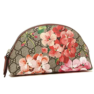 info for 3a858 b0386 Amazon | グッチ ポーチ GUCCI 431380 KU2IN 8693 GG BLOOMS GG ...